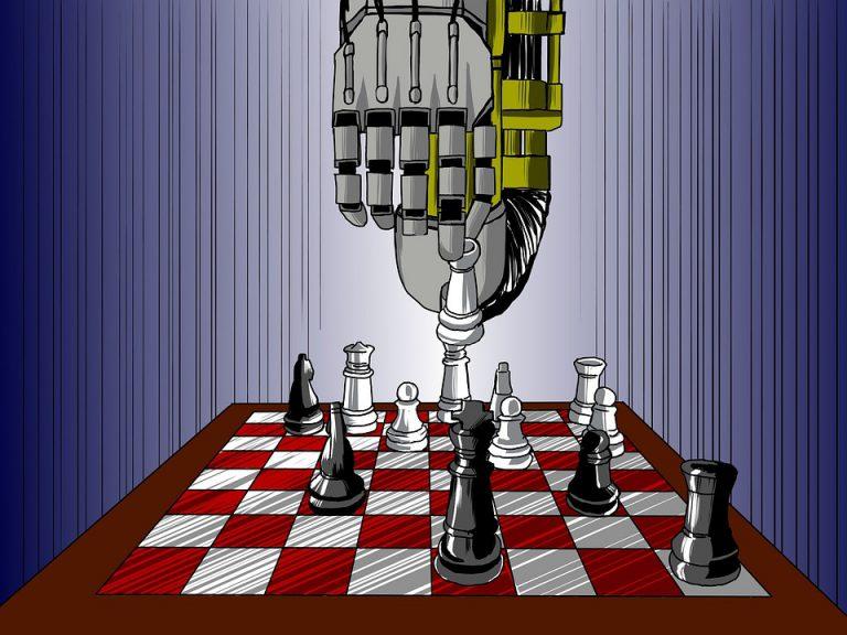 Andere details Deutschland kunstmatige intelligentie schaken - Schaken tegen een computer