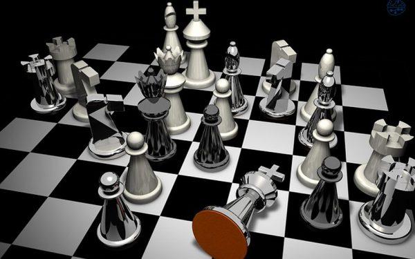 Schaken tegen een computer Deutschland xdrie dimensionele checkmated schaakcijfers.png 600x375 - Schaken tegen een computer