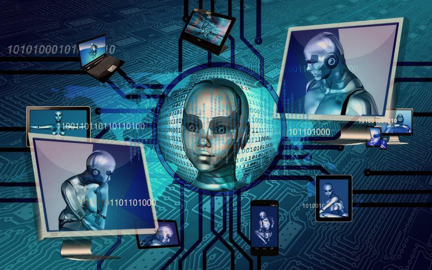 kunstmatige intelligentie 840x525 - Moeten wij bang zijn voor kunstmatige intelligentie die slimmer is dan ons?