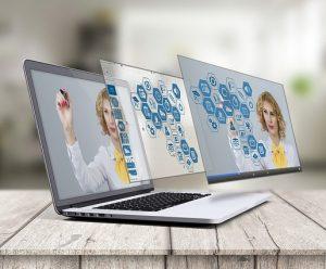 laptop 300x248 - De toekomst van 3D hologrammen