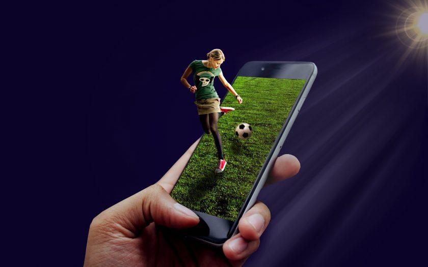 mobiele telefoon 840x525 - Kan kunstmatige intelligentie wedstrijdeindstanden helpen voorspellen?