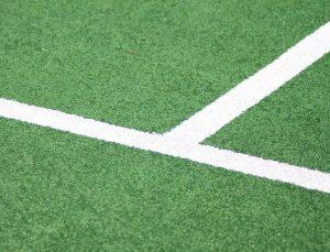 sportveld voetbal 300x229 - Voetbalwedstrijd, nu in virtual reality