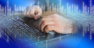 typen toetsenbord 300x154 - Kunstmatige intelligentie in ons dagelijks leven