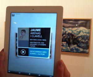 AR bij museum 300x251 - Hoe augmented reality onze musea aan het veranderen zijn